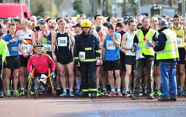 Half Marathon in Cork, 'The True Capital of Ireland'? (1/2)